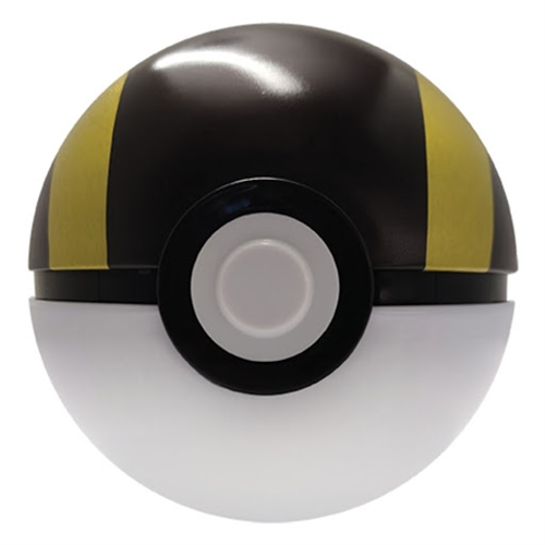 Tin PokeBall Ultra ball - Pokemon kort